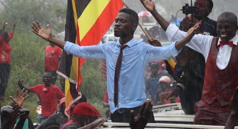 Kenyan celebrities stand with Bobi Wine as their Ugandan counterparts remain mum