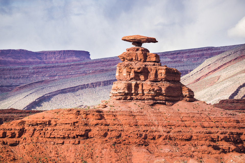 Mexican hat (USA)