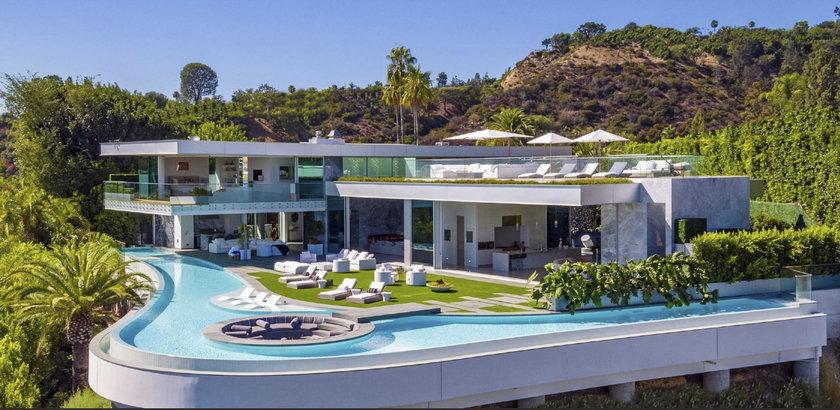 LeBron James kupił willę w Hollywood za 52 mln