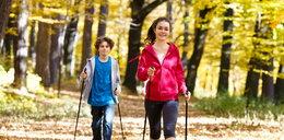 Nordic walking  za darmo!