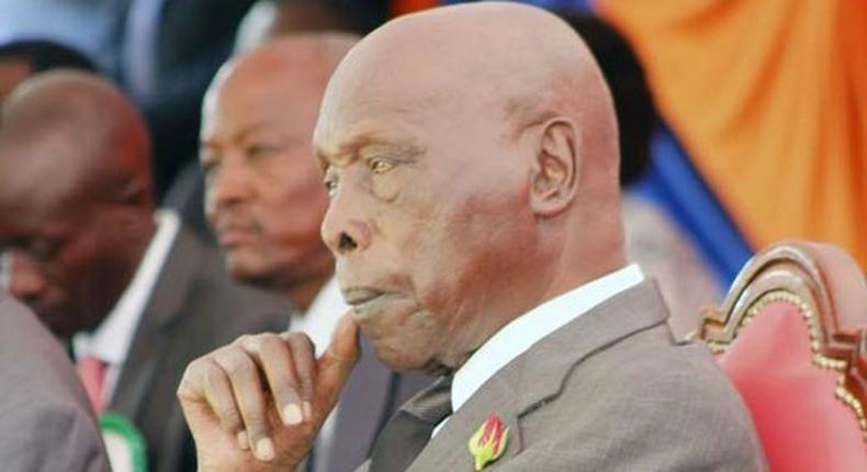 Nation Journalist reveals why he has Mzee Moi's briefcase
