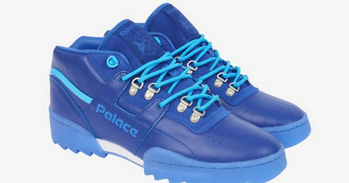 Palace und Reebok bringen Winter-Sneaker raus