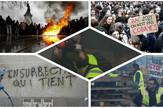 Pariz, neredi, dan 4, protesti