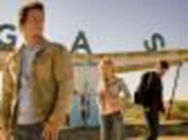 "Mark Wahlberg, Nicola Peltz i Jack Reynor - ""Transformers: Age of Extinction"""