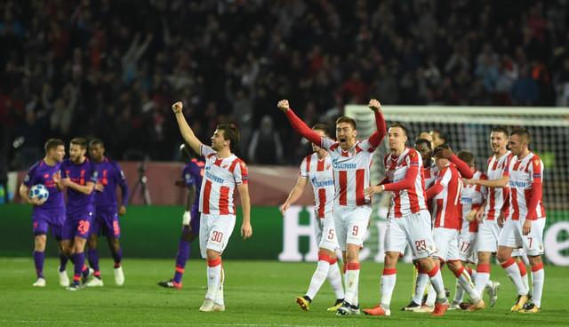 Fudbaleri Crvene zvezde saznali su rivala u drugom kolu kvalifikacija za Ligu šampiona