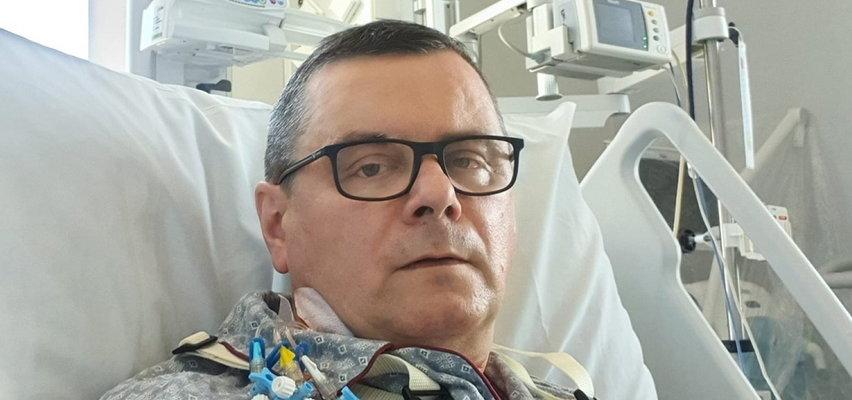 Były minister trafił do szpitala! Konieczna była operacja