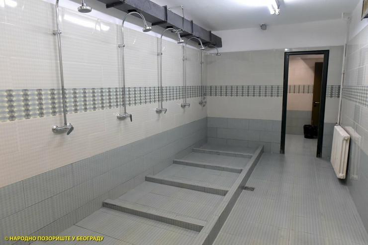 Narodno pozorište toaleti