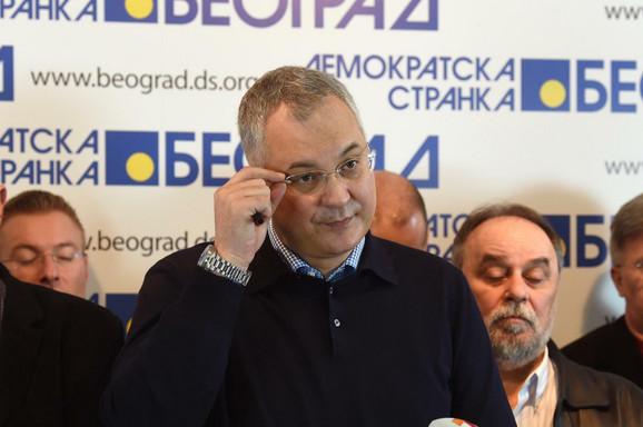 Šutanovac: Ovo znači veliki povratak starog DS na veliku političku scenu u Srbiji
