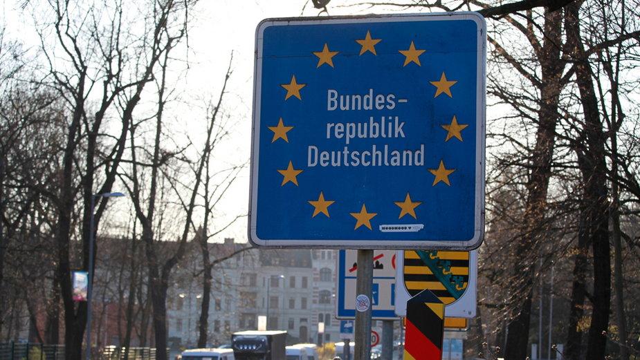 Nowe zasady wjazdu i wzmocnione kontrole na granicy z Niemcami