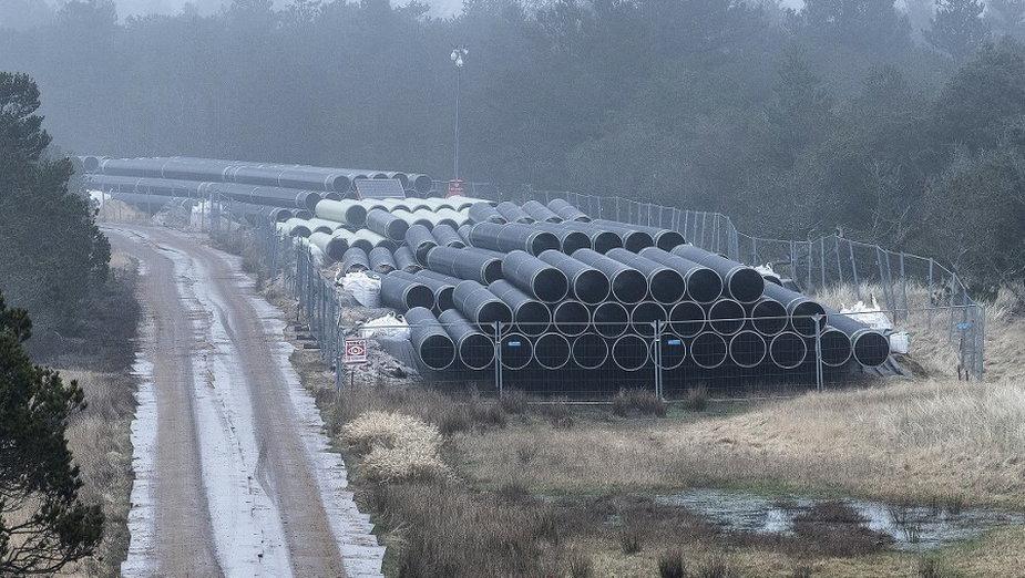 Przygotowania do budowy Baltic Pipe