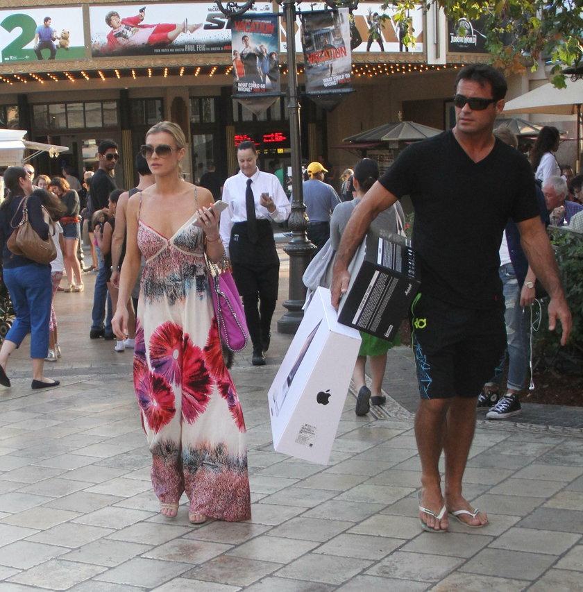 Joanna Krupa i Romain Zago w Hollywood