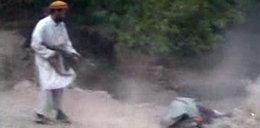 Koszmar! Tak talibowie mordują kobietę