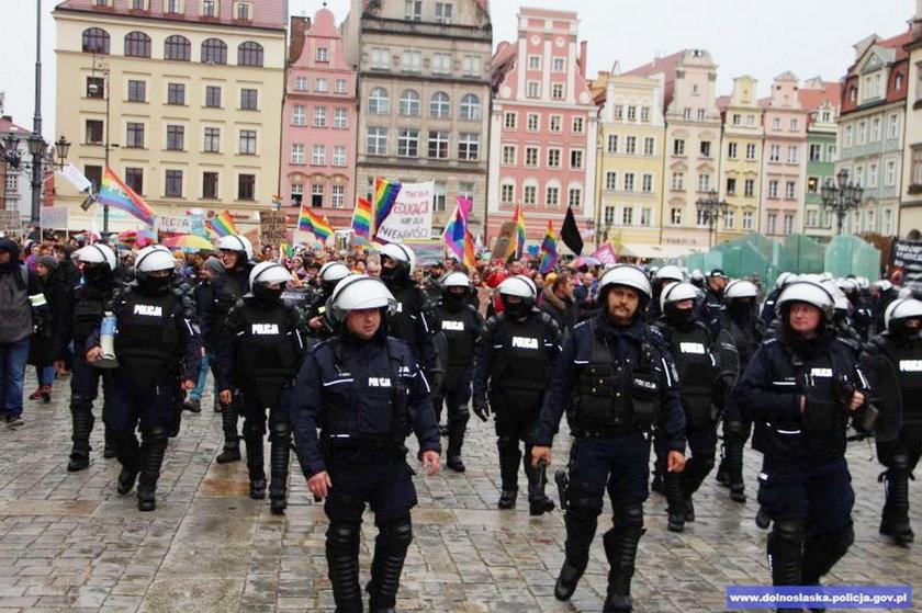 Marsz Równości we Wrocławiu