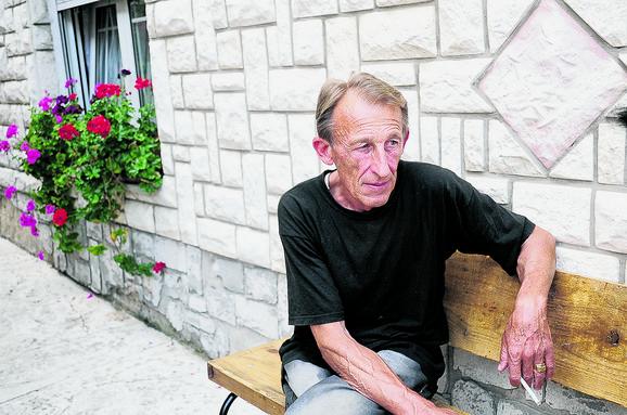 Sreten Milić, Mirjanin otac
