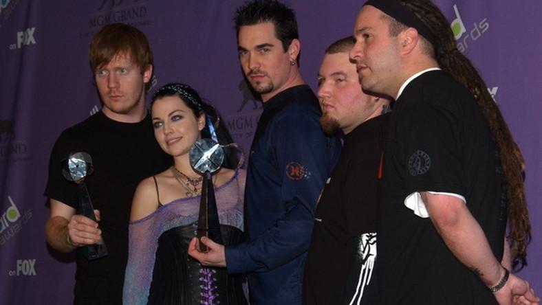 Evanescence będzie odpoczywać