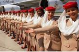 Emirates stjuardese