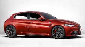 Nowa Alfa Romeo Giulietta? Wizja wygląda ciekawie!
