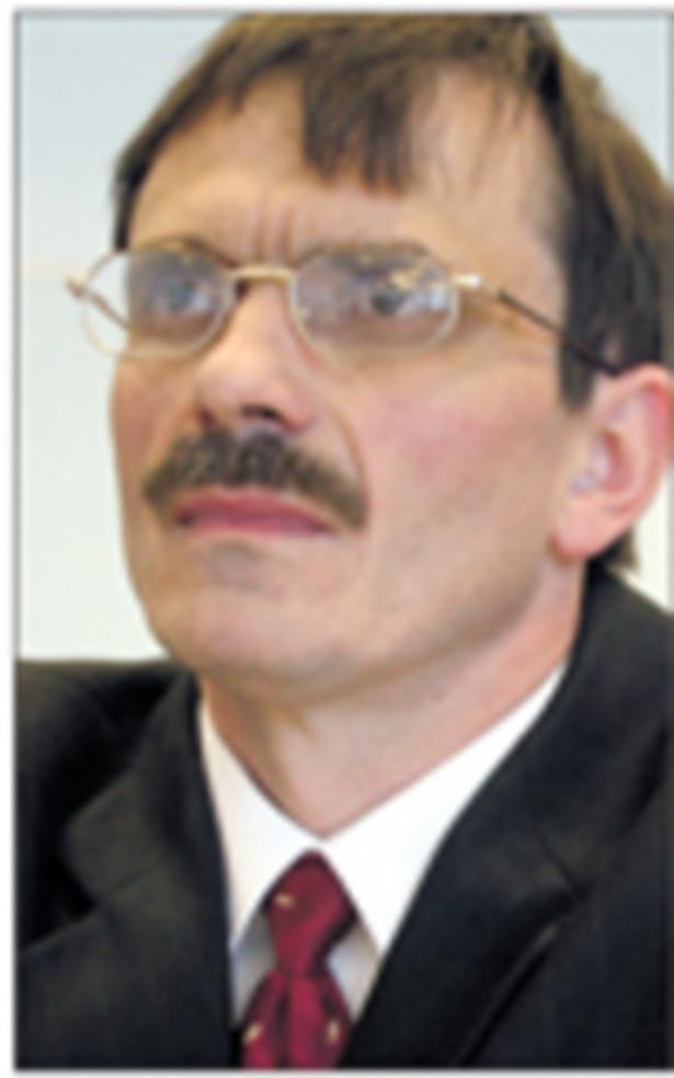 Krzysztof Bukiel, przewodniczący Ogólnopolskiego Związku Zawodowego Lekarzy