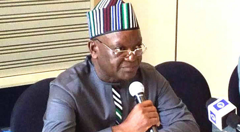 Gov. Ortom orders reversal of mock registration fees