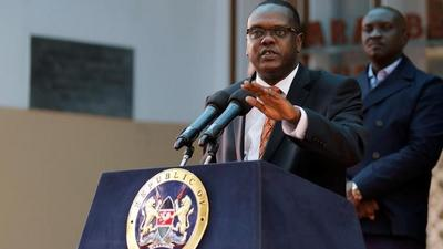 Former Sports CS slapped with 6-year jail term or Sh3.6 million fine