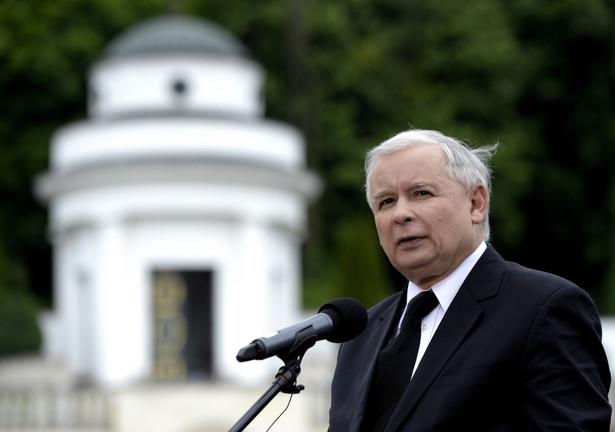 Jarosław Kaczyński PAP/Darek Delmanowicz