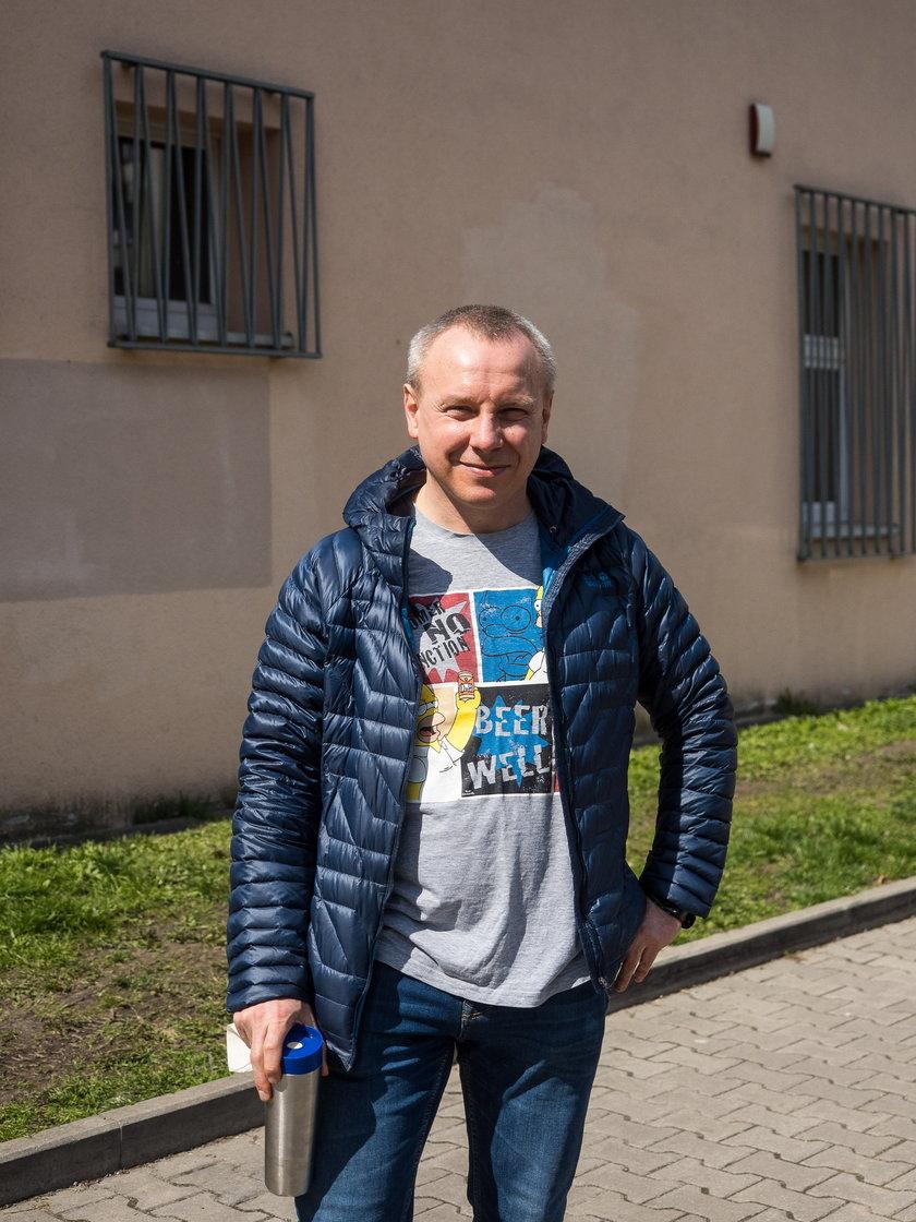 Mariusz Adamczyk