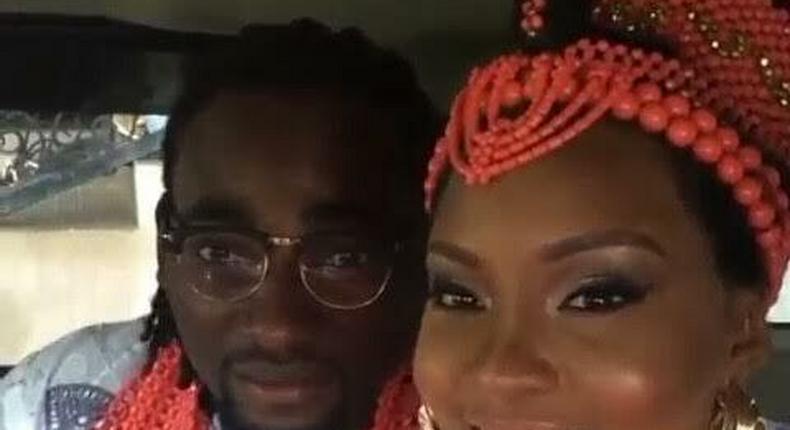 Mr and Mrs Ajibade
