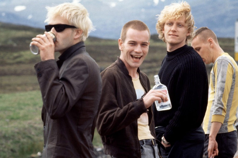 """Trainspotting"" - kadr z filmu"