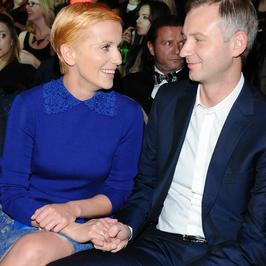 """Miłość w blasku fleszy: Katarzyna Zielińska i Wojciech Domański. """"Znają się od przedszkola"""""""