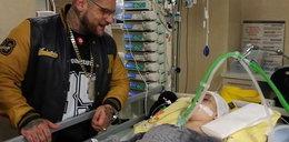 14-letni Szymon zapadł w śpiączkę. Uratowała go piosenka Popka?