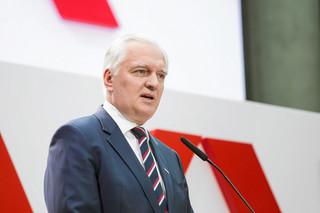Gowin o zajściu w Radomiu: To dzwonek alarmowy, że spory polityczne w Polsce zaszły za daleko
