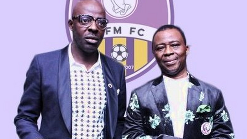 Tony Bolus have been unveiled as the new coach of MFM FC (Twitter/MFM FC)