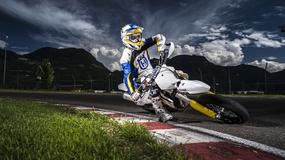 Husqvarna FS450 - powrót do supermoto
