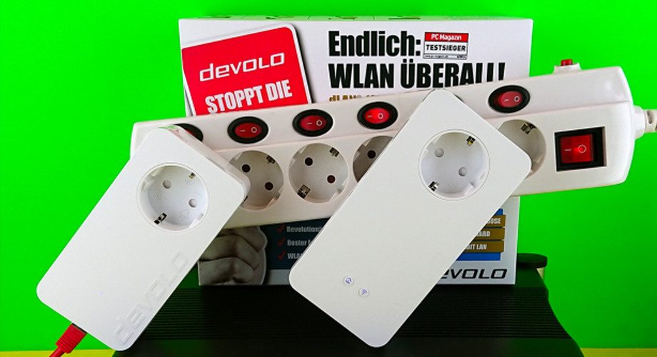 Devolo dLAN 1200+ WiFi ac: Powerline Starter Kit im Test