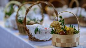 Śląskie: w Rozbarku - święcenie pokarmów na ludowo i po śląsku