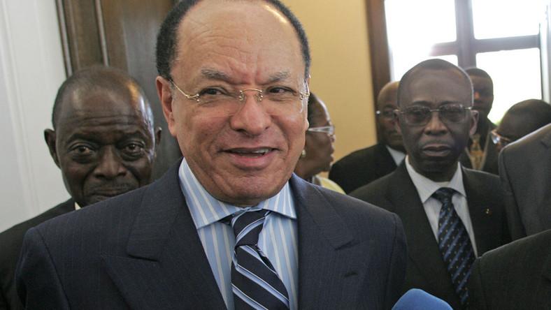 Szef kongijskiego Senatu Kengo Wa Dondo to dawny Leon Lubicz