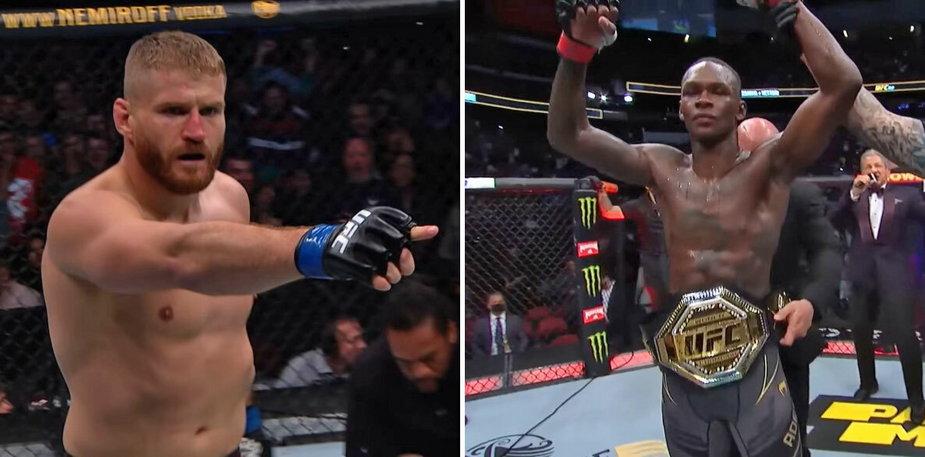 Jan Błachowicz reaguje na wygraną Israela Adesanyi na UFC 263