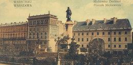 Zbudowali mu pomnik na setne urodziny. Niemcy wysadzili go w powietrze