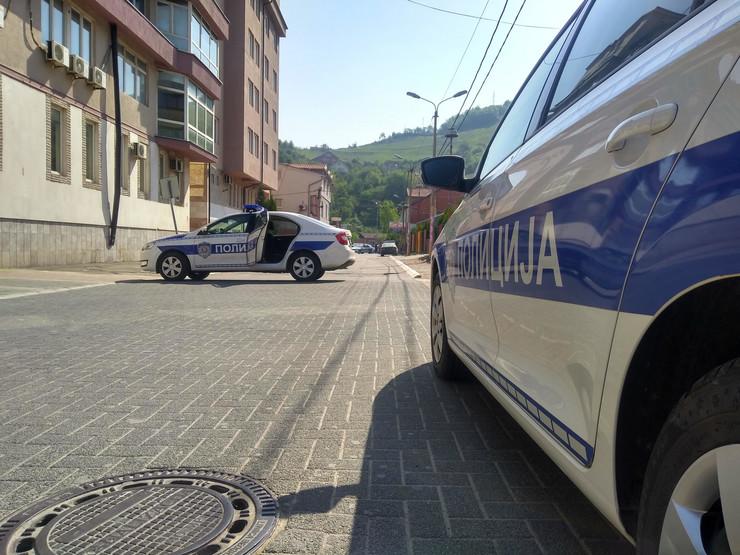Novopazarska policija