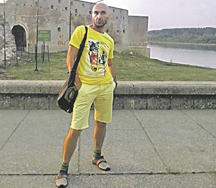 Vukašin Vilotic foto privatna arhiva