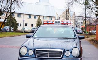Obowiązku montowania krat w taksówkach nie będzie