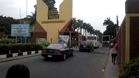 The gate of the University of Lagos [Acceleratetv]