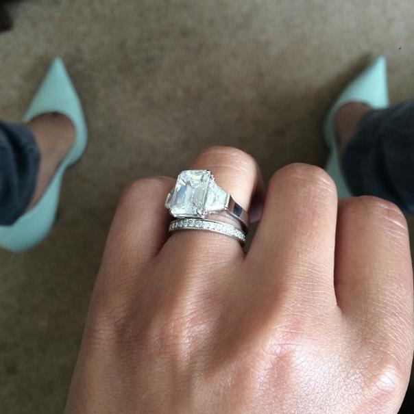 ślub Cheryl Cole Wiemy Jak Wygląda Jej Obrączka