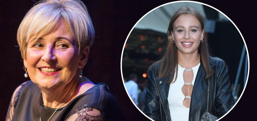 """Babcia Oliwii Bieniuk komentuje jej udział w """"Tańcu z gwiazdami"""". """"Jeśli będzie trzeba, przyjdziemy całą bandą"""""""