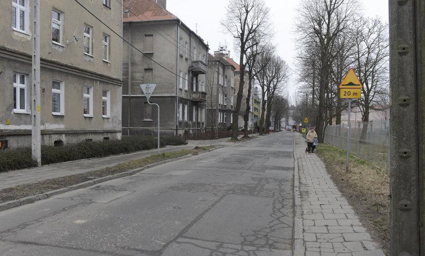 Budowa ul. Nowogorlickiej we Wrocławiu