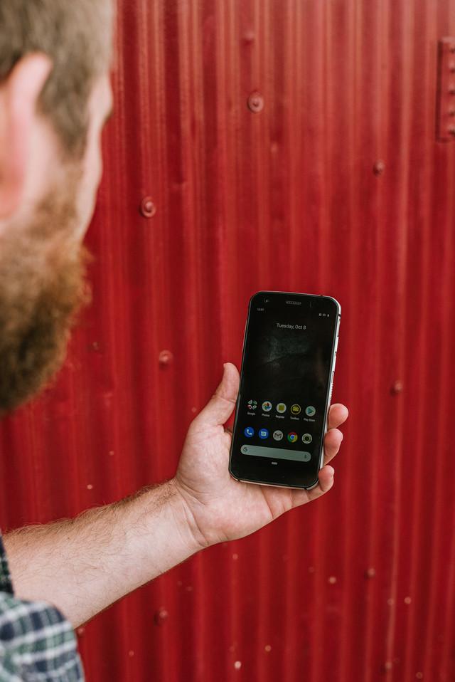 Novi Cat telefon je otporani na termalne šokove