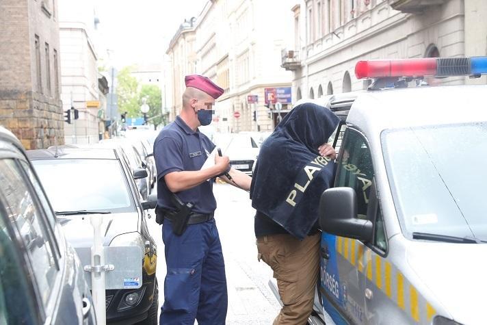 Sz. Lajost azzal gyanúsítják, hogy köze lehet Katzenbach halálához /Fotó: Varga Imre