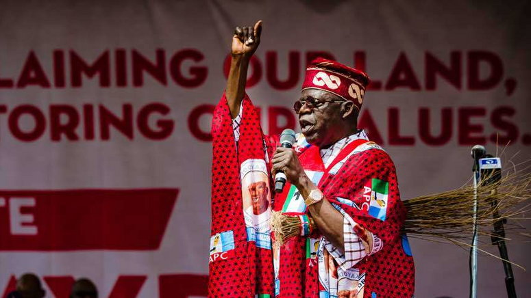 Tinubu most qualified to succeed Buhari in 2023' [ARTICLE] - Pulse ...