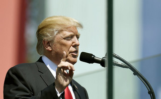 Duda: wystąpienie Donalda Trumpa pokazywało Polskę jako, w pewnym sensie, państwo z amerykańskiego snu