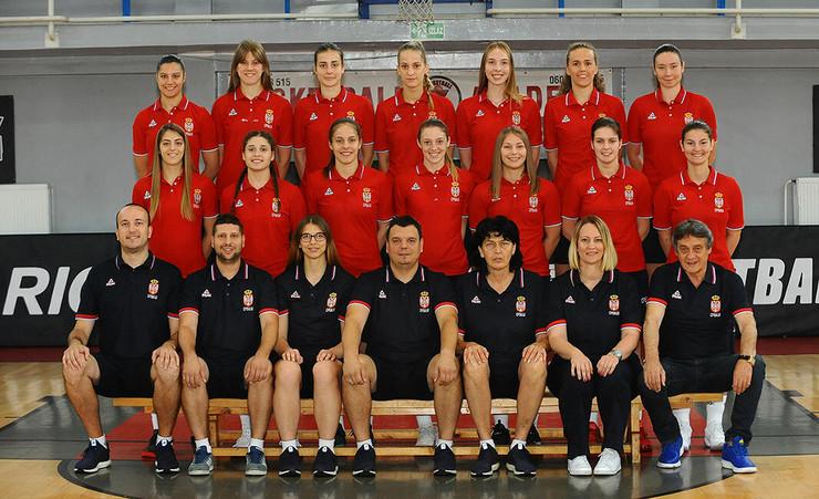 zenska u20 reprezentacija srbije